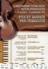 Festiwal Pax et Bonum per Musicam weWrocławiu