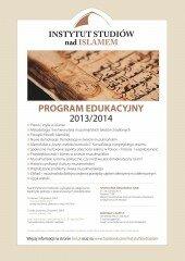 Kursy ISNI 2013-2014_plakat